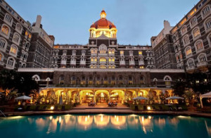 Luxury Taj Hotel