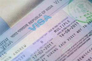 getting a visa for india